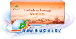 Чай ДаХуан для выведения шлаков из организма